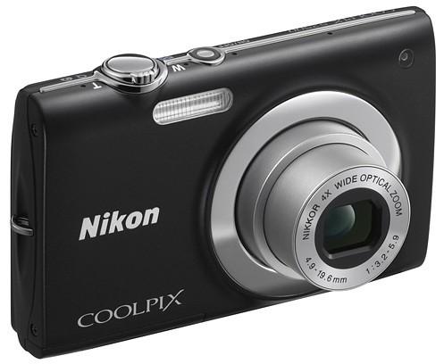 Digitálny kompakt  Nikon Coolpix S2500 Black