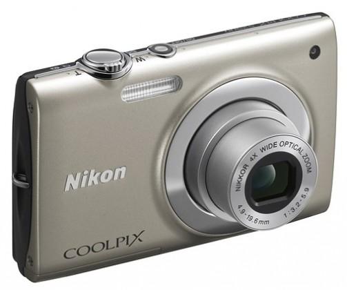Digitálny kompakt  Nikon Coolpix S2500 Silver