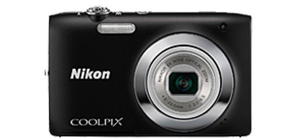Digitálny kompakt  Nikon Coolpix S2600 Black