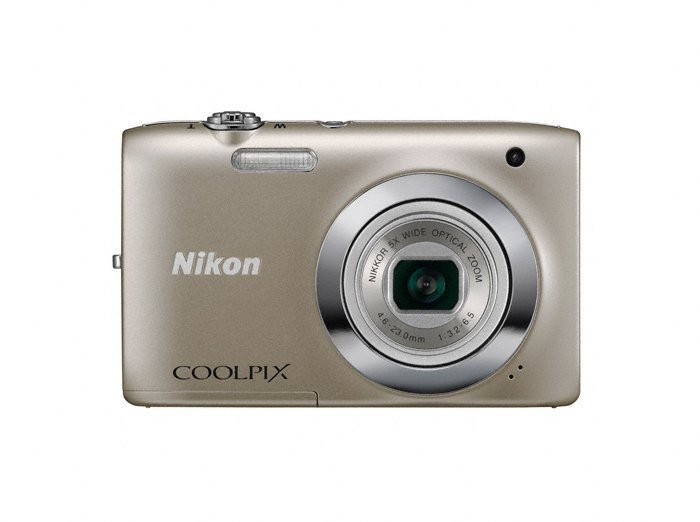 Digitálny kompakt  Nikon Coolpix S2600 Silver