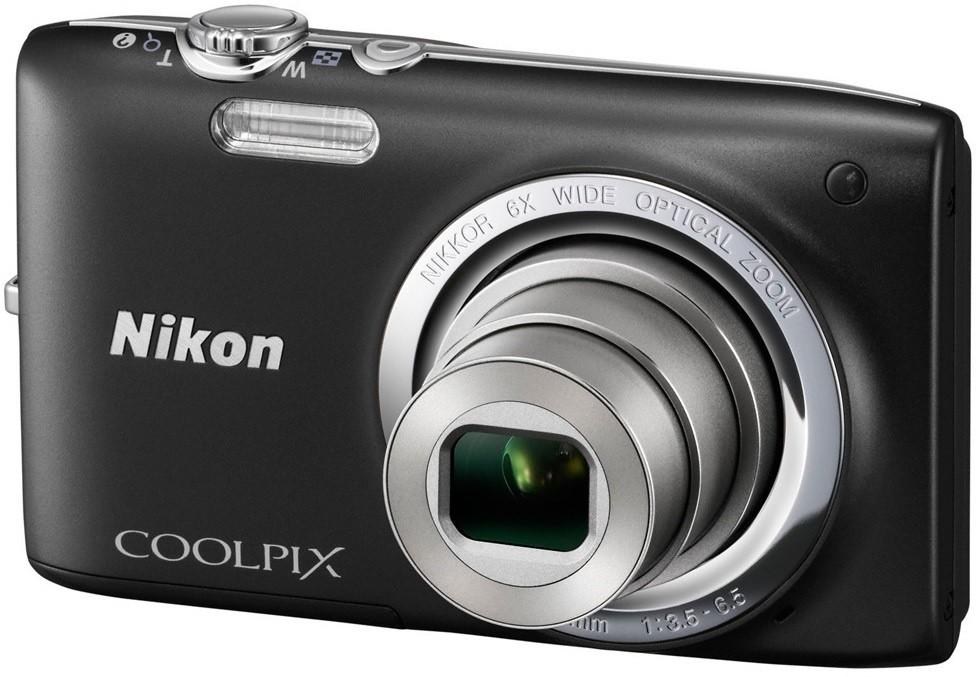Digitálny kompakt  Nikon Coolpix S2700