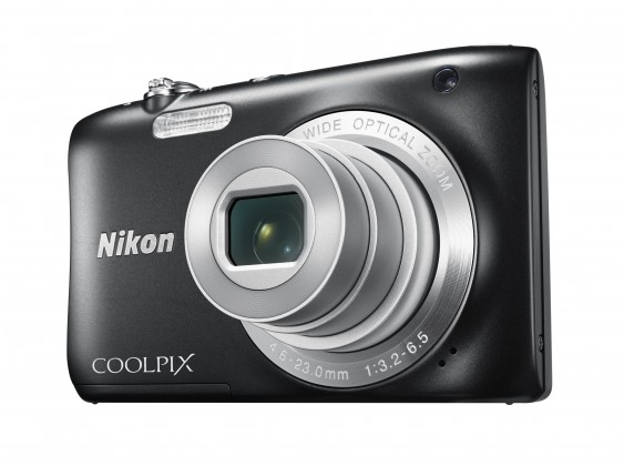 Digitálny kompakt NIKON COOLPIX S2900 - 20,1 MP, 5x zoom - Black