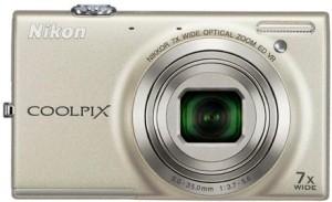 Digitálny kompakt  Nikon Coolpix S6150 Silver