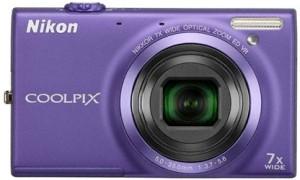 Digitálny kompakt  Nikon Coolpix S6150 Violet