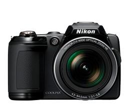 Digitálny kompakt Nikon CPL120BLACK