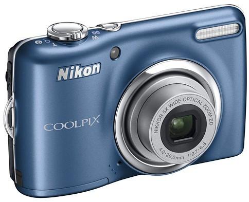 Digitálny kompakt Nikon CPL23BLUE