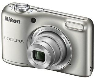 Digitálny kompakt  Nikon CPL27 Silver