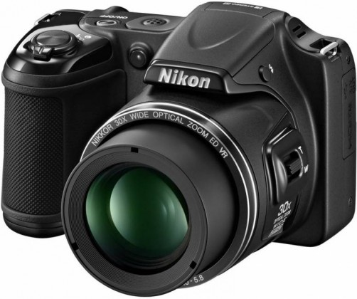 Digitálny kompakt  Nikon CPL820 black