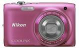 Digitálny kompakt Nikon CPS3100PINK