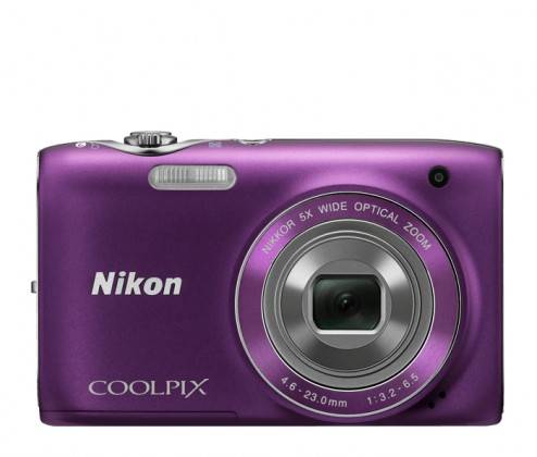 Digitálny kompakt Nikon CPS3100PURPLE