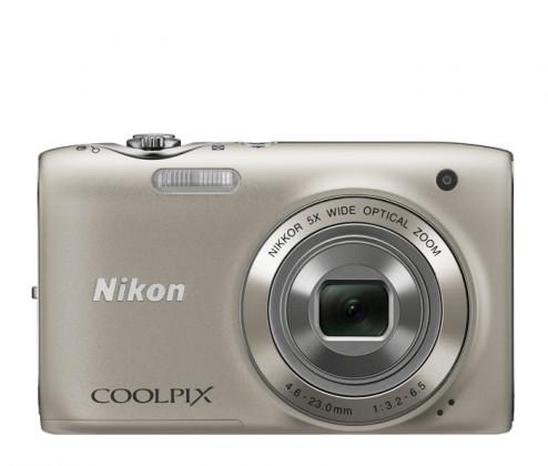 Digitálny kompakt Nikon CPS3100SILVER