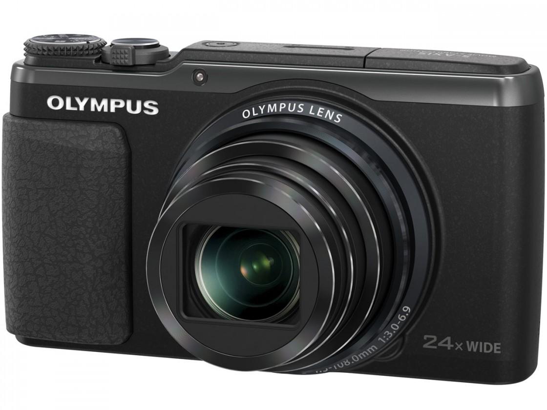 Digitálny kompakt Olympus SH-60 Black