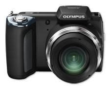 Digitálny kompakt  Olympus SP-620 Black