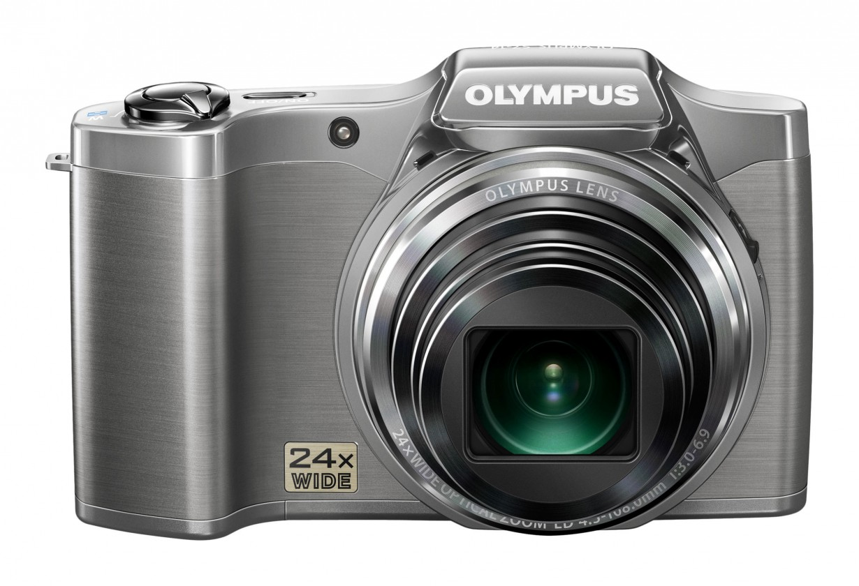 Digitálny kompakt  Olympus SZ-14 Silver
