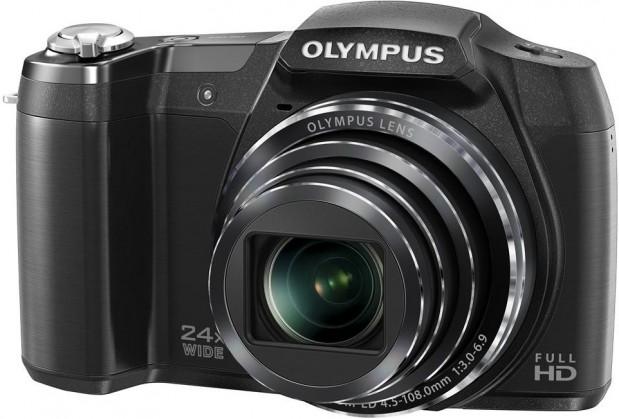 Digitálny kompakt  Olympus SZ-16 Black