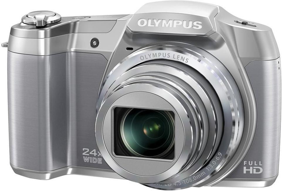 Digitálny kompakt  Olympus SZ-16 Silver