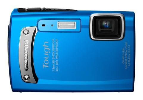 Digitálny kompakt  Olympus TG-310 Blue