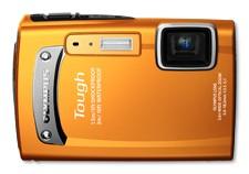 Digitálny kompakt  Olympus TG-310 Orange