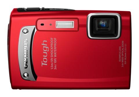 Digitálny kompakt  Olympus TG-310 Red