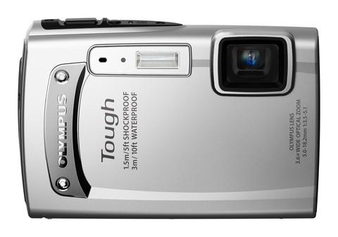 Digitálny kompakt  Olympus TG-310 Silver