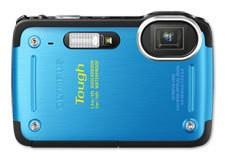 Digitálny kompakt  Olympus TG-620 Blue