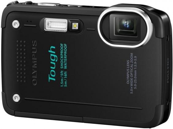Digitálny kompakt  Olympus TG-630 Black