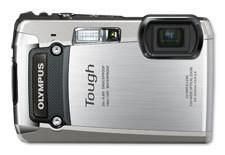 Digitálny kompakt  Olympus TG-820 Silver