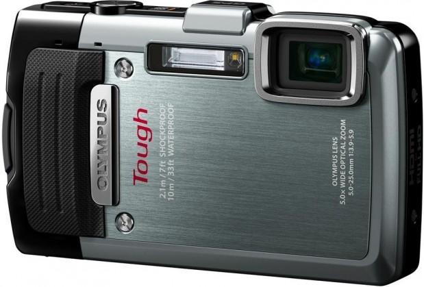 Digitálny kompakt  Olympus TG-830 Silver