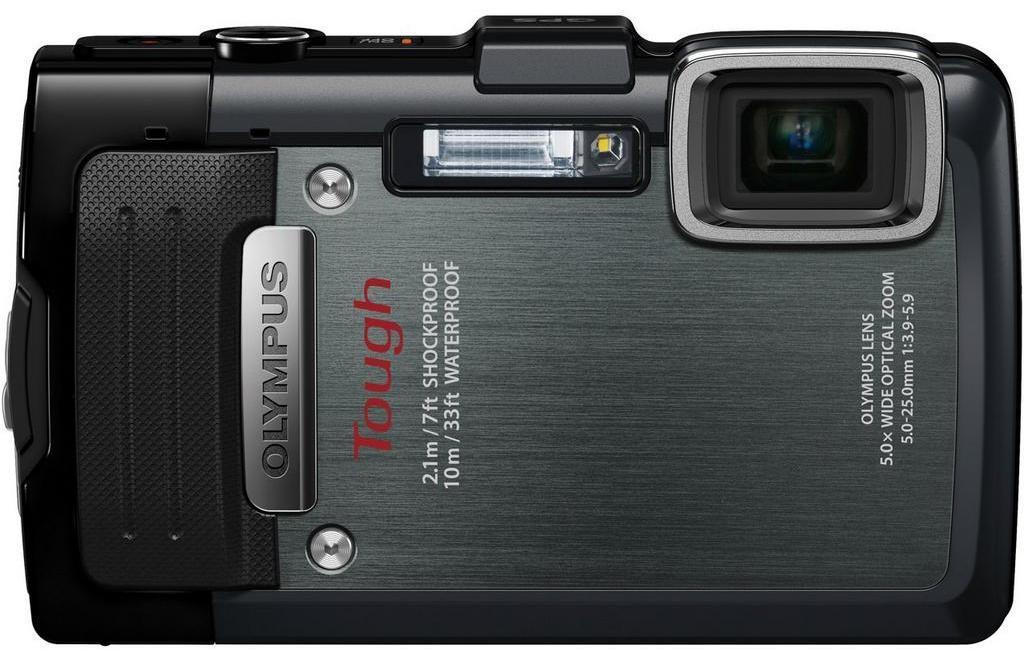 Digitálny kompakt  Olympus TG-835 Black