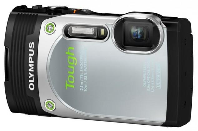 Digitálny kompakt Olympus TOUGH TG-850 silver