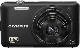 Digitálny kompakt  Olympus VG-160 Black