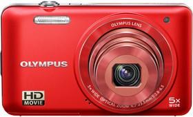 Digitálny kompakt  Olympus VG-160 Red