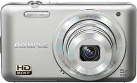 Digitálny kompakt  Olympus VG-160 Silver