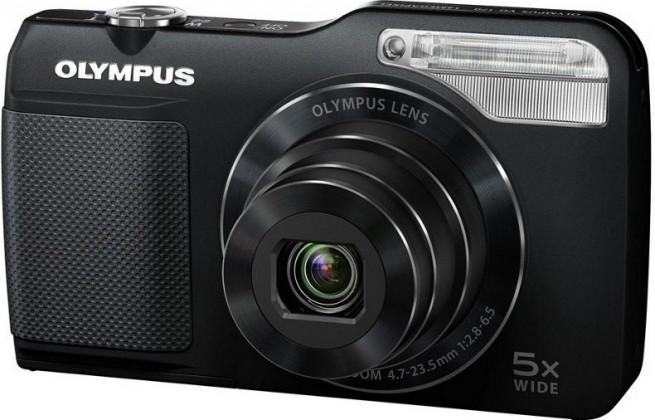 Digitálny kompakt  Olympus VG-170 Black