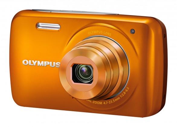Digitálny kompakt  Olympus VH-210 Orange
