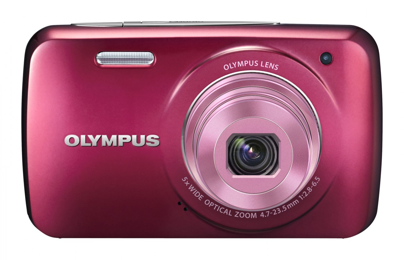 Digitálny kompakt  Olympus VH-210 Red
