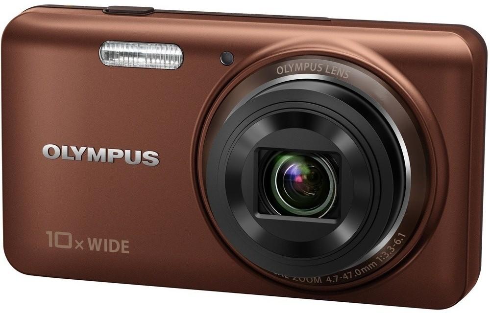 Digitálny kompakt  Olympus VH-520 Brown