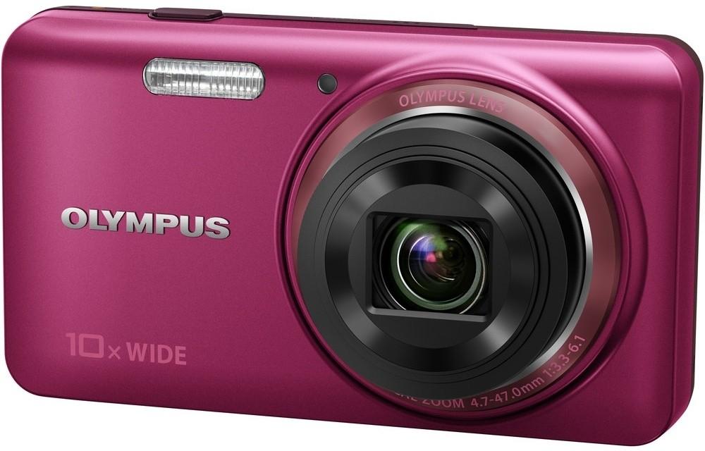 Digitálny kompakt  Olympus VH-520 Red