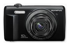 Digitálny kompakt  Olympus VR-340 Black