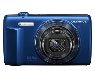 Digitálny kompakt  Olympus VR-370 - 16 MP, 12,5x zoom iS - Blue
