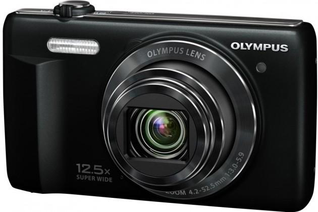 Digitálny kompakt  Olympus VR-370 Black
