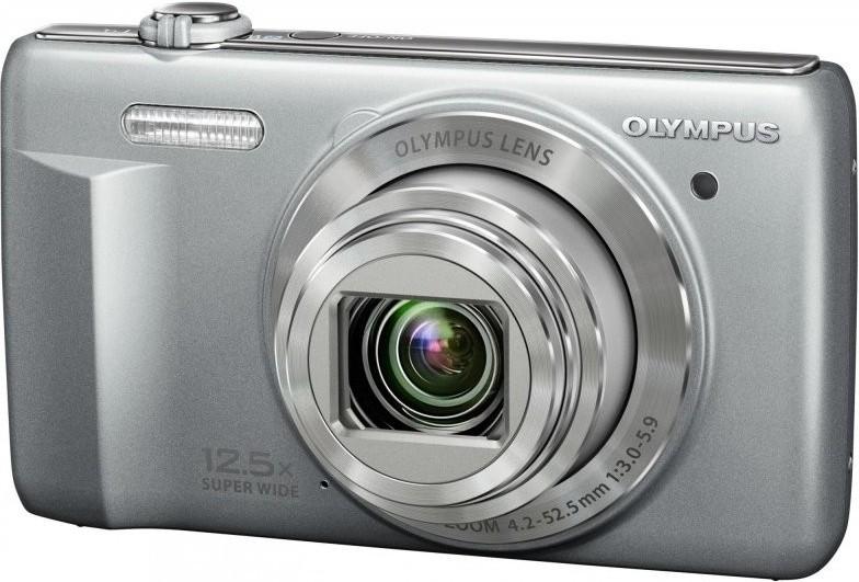 Digitálny kompakt  Olympus VR-370 Silver