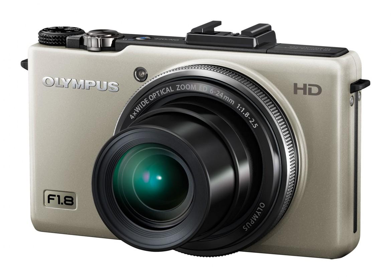 Digitálny kompakt  Olympus XZ-1 Silver