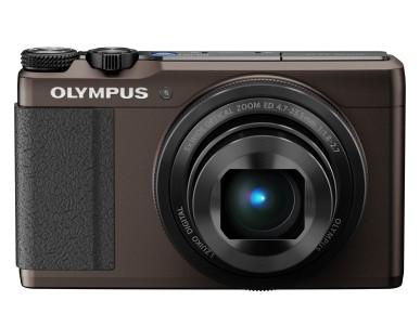 Digitálny kompakt  Olympus XZ-10 - 12 MP, 5x zoom iS - Brown