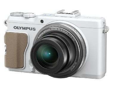 Digitálny kompakt  Olympus XZ-2 - 12 MP, 4x zoom iS - White