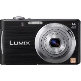 Digitálny kompakt  Panasonic DMC-FS16EP-K LUMIX