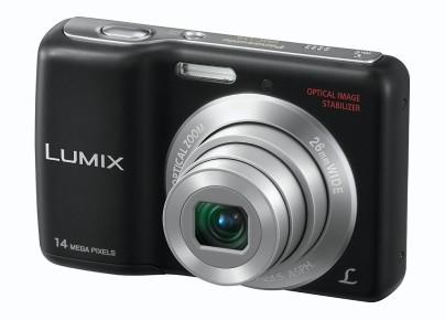 Digitálny kompakt  Panasonic DMC-LS6E-K
