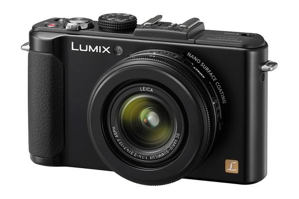 Digitálny kompakt Panasonic DMC-LX7EP-K