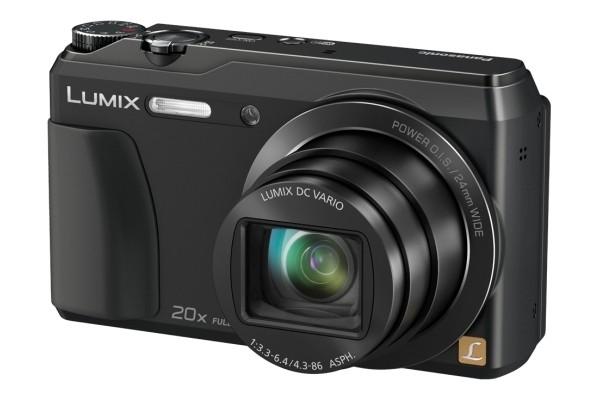 Digitálny kompakt Panasonic DMC-TZ55EP-K