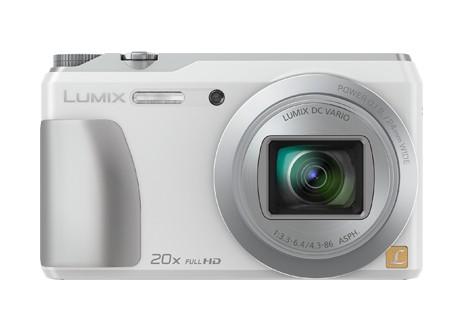 Digitálny kompakt Panasonic DMC-TZ55EP-W